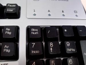Clip en Teclado