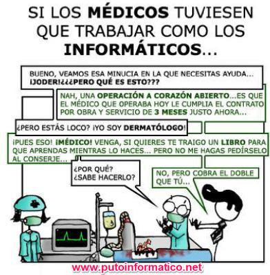 Médicos Informáticos
